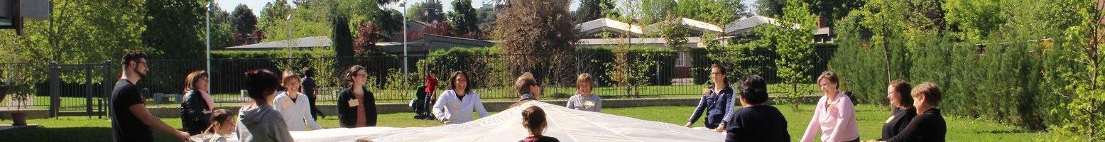 Giornata di formazione sui giochi cooperativi